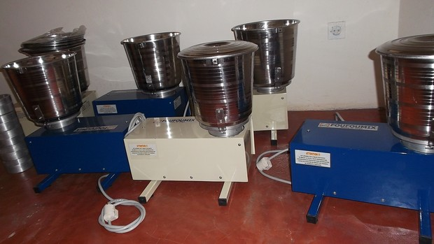 FouFouMix Machine